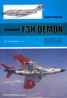 Buttler, T.: McDonnell F3H Demon