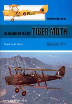 Balch, Adrian M.: de Havilland D.H.82 Tiger Moth