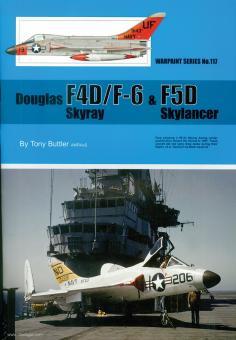 Buttler, Tony: Douglas F4D/F-6 Skyray & F5D Skylancer