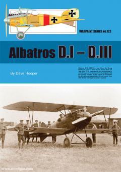 Hooper, Dave: Albatros D.I-D.III