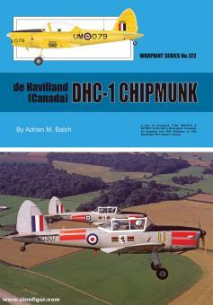 Balch, Adrian M.: de Havilland (Canada) DHC-1 Chipmunk