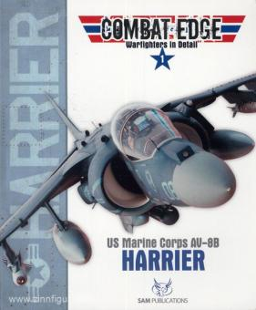 Combat Edge. Warfighters in Detail. Band 1: US Marine Corps AV-8B Harrier