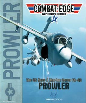 Combat Edge. Warfighters in Detail. Band 2: The US Navy and Marine Corps EA-6B Prowler