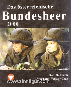 Urrisk, R.M.: Das österreichische Bundesheer 2000