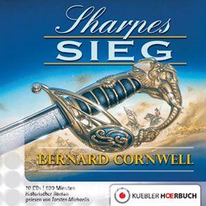 Cornwell, B.: Sharpes Sieg. 10 CDs
