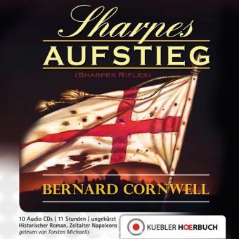 Cornwell, B.: Sharpes Aufstieg. Teil 6