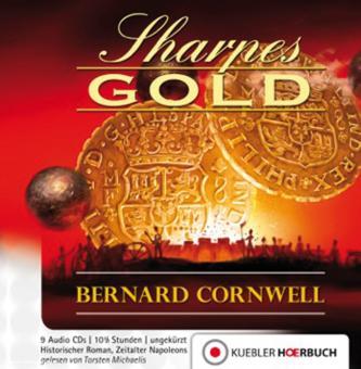 Cornwell, B.: Sharpes Gold (9)