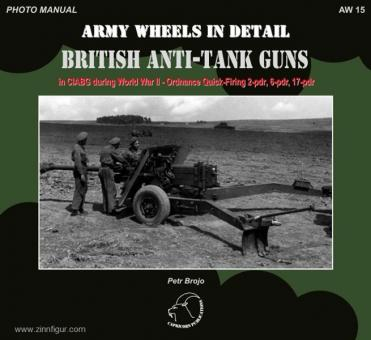 Brojo, P.: British Anti-Tank Guns in CIABG during World War II - Ordnance Quick-Firing 2-pdr, 6-pdr, 17-pdr