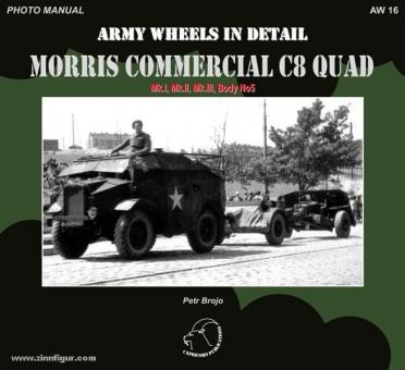 Brojo, P.: Morris Commercial C8 Quad Mk. I, Mk. II, Mk. III, Body No5