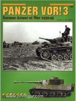 Panzer Vor!. Teil 3: German Armor at War 1939-45