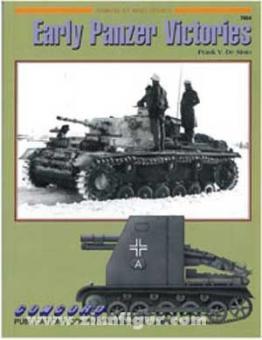 De Sito, F. V.: Early Panzer Victories