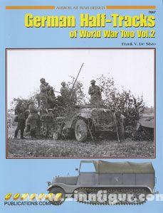 De Sisto, F. V.: German Half-Tracks of World War Two. Teil 2