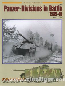 Cockle, T.: Panzer-Divisions in Battle 1939-45. Teil 1