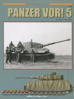 De Sisto, F. V.: Panzer vor! Teil 5