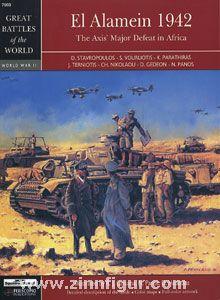 Stavropoulos, D./Vourliotis, S./Parathiras, K. u. a.: El Alamein 1942