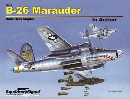 Stapfer, H.-H.: B-26 Marauder in Action