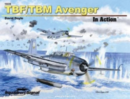 Doyle, D.: TBF/TBM Avenger. In Action