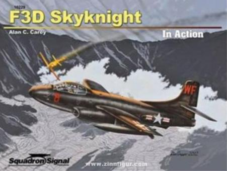 Carey, A. C.: F3D Skyknight in Action