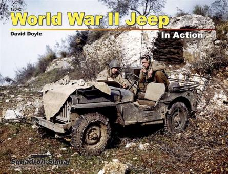 Doyle, D.: World War II Jeep in Action