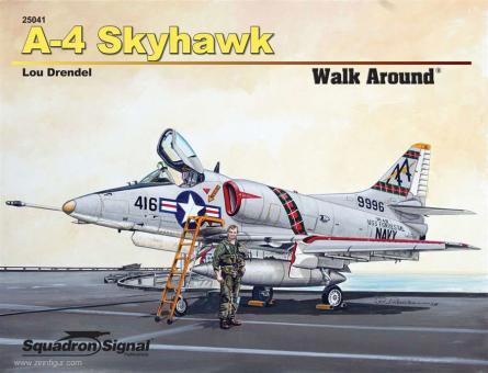 Drendel, L.: A-4 Skyhawk Walk Around