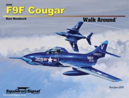 Neubeck, K.: F9F Cougar. Walk Around