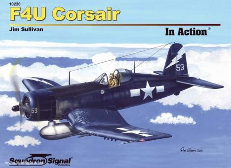 Sullivan, J.: F4U Corsair in Action