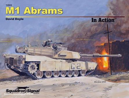 Doyle, D.: M1 Abrams in Action