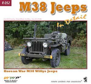 M38 Jeeps