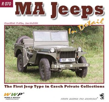 Koran, F. u. a.: MA Jeeps in Detail. The First Jeep Type in Czech Private Collections