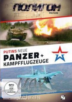 Putins neue Panzer und Kampfflugzeuge
