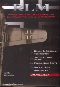 RLM. Painting and Weathering Luftwaffe WW2 Aircraft