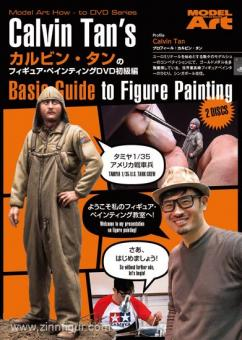 Calvin Tan's Basic Guide to Figure Painting. 2 DVDs