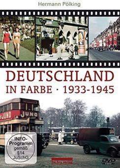 Deutschland in Farbe - 1933-1945. 5 DVDs