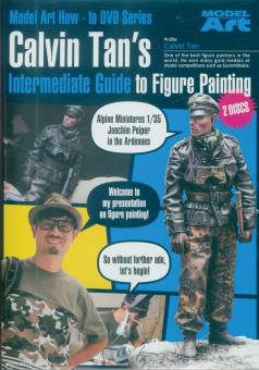 Calvin Tan's Intermediate Guide to Figure Painting. 2 DVDs