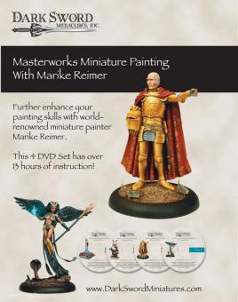 Masterworks Miniature Painting with Marike Reimer