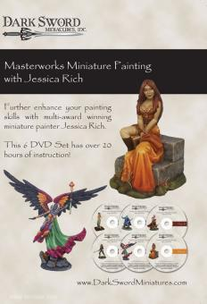 Masterworks Miniature Painting with Jessica Rich