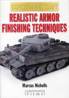 Nicholls, Marcus: Realistic Armour finishing technics