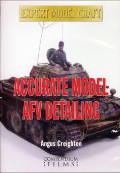 Creighton, Angus: Accurate Model AFV Detailing