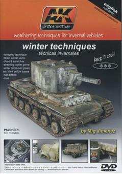 Jimenez, M.: Weathering Techniques for invernal Vehicles