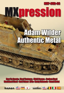 Wilder, A.: Authentic Metal