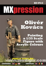 Kovács, O.: Painting a 1/35 Scale Figure with Acrylic Colours