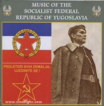Music of the Socialist Federal Republic of Yugoslavia (Jugoslawien)