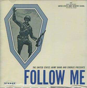 "The United States Army Band and Chorus presents ""Follow me"" (USA)"
