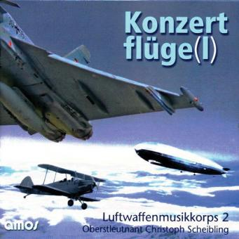 Konzertflüge(l). Luftwaffenmusikkorps 2 (Collection)