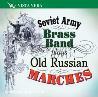 Soviet Army Brass Band plays Old Russian Marches