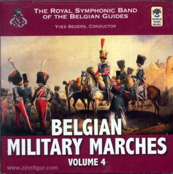 Belgian Military Marches. Teil 4