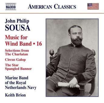 John Philip Sousa. Music for Wind Band. Teil 16