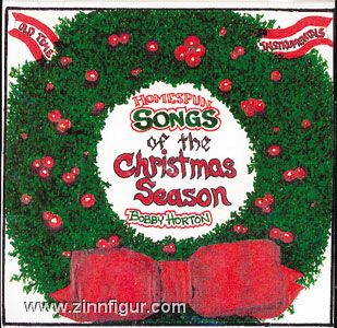 Homespun Songs of the Christmas Season (USA)
