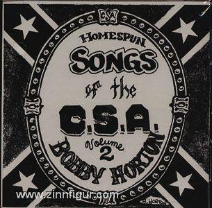 Homespun Songs of C.S.A (USA). Teil 2