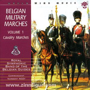 Belgian Military Marches. Teil 1